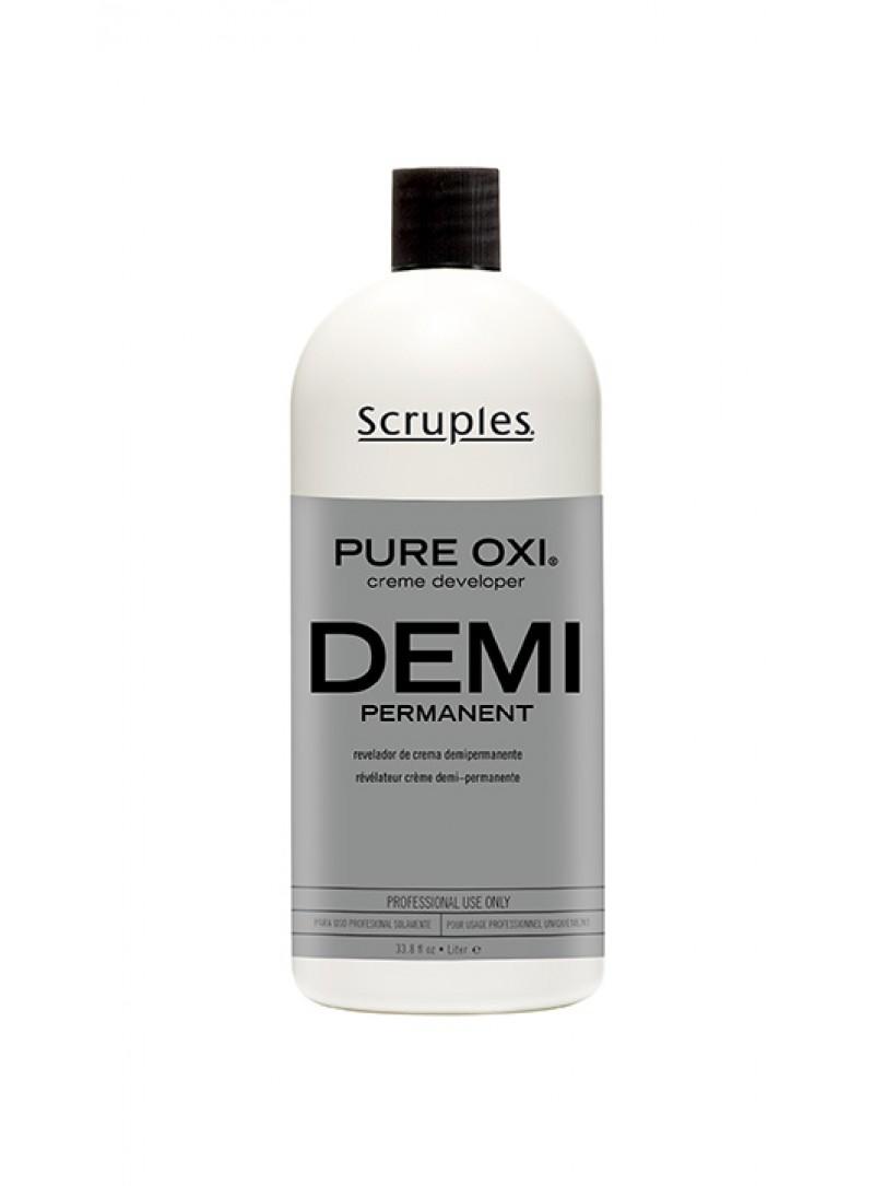 PURE OXI DEMI-PERMANENT Creme Developer 1Л